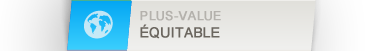 Plus value equitable
